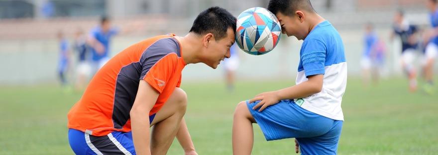 padres deporte, foto, imagen, deporte infantil
