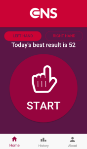 CNS finger3